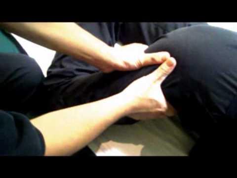 Shiatsu Treatment for Sciatica